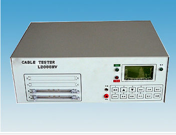 High Voltage Cable Testing Equipments 64 Points / 128 Points With Short Circuit